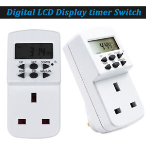 EXTRSTAR-Digital-7Day-Electronic-Plug-in-Timer-Switch-Fully-Programmable-24-Hour
