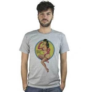 camiseta-Perno-Hasta-Burlesque-Camiseta-gris-Medico-Musica-Estilo