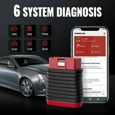 Thinkdiag Obd2 Scanner Engine Fault Diagnostic Tool Abs Dpf Epb Srs Code Reader