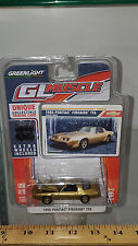 1/64 GREENLIGHT GL MUSCLE 1980 PONTIAC FIREBIRD TTA SOLAR GOLD B14