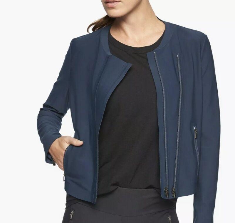 Frugal Athlete Womens Stellar Jacket Size M Exquisite (In) Workmanship