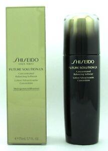 Shiseido-Future-Solution-LX-Concentrated-Balancing-Softener-170-ml-5-7-oz-NIB