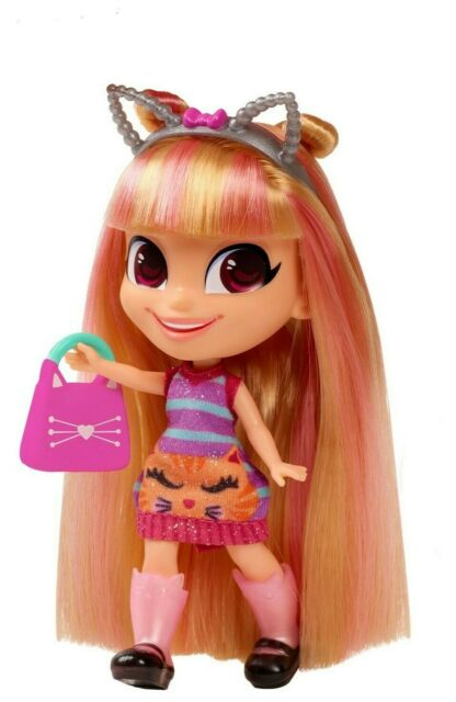 Only 1 on Ebay *SEALED BOX* Series 2 Hairdorables Kat Tastic Great Birthday Doll