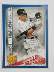 2019-Topps-Home-Run-Challenge-Winner-August-Aaron-Judge-New-York-Yankees-70