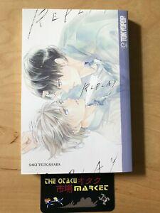 Replay by Saki Tsukahara / NEW Yaoi manga from Tokyo Pop