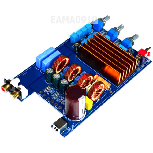 TPA3255 2.1 300W+150W+150W 1000UF//80V Class D HIFI digital Power Amplifier Board