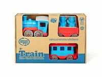 Green Toys Train, Blue/red , New, Free Shipping on sale