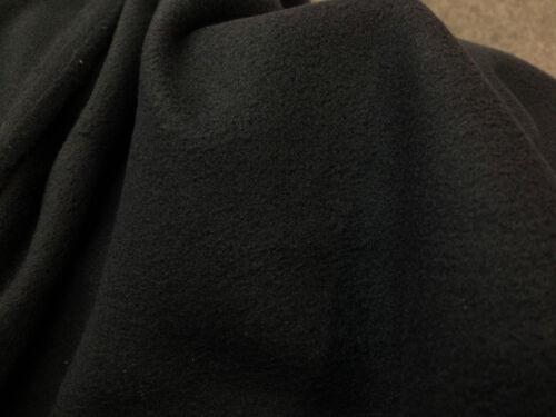 "NEW Soft Antipil Midnight Blue Polar Fleece Fabric Material** 62/"" W **FREE P/&P**"