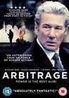 Arbitrage 4020628999476 With Susan Sarandon DVD Region 2