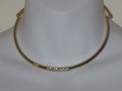 Ann Taylor Crystal Pave Choker Necklace NWT $49.50