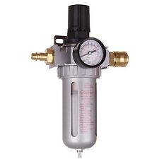 Druckluft Filter Wartungseinheit Druckminderer Regler für Kompressor 0,005+SCHNE