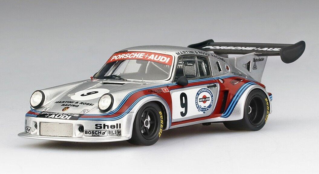 Porsche 911 Carrera Rsr Martini Imsa Watkins Glen 1974 TRUE SCALE 1 43 TSM164349