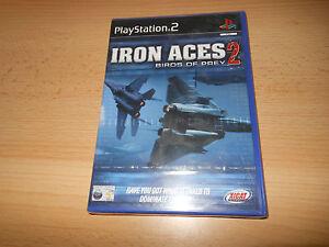 Iron-Aces-2-Birds-Of-Prey-Sony-Playstation-2-Nuevo-Precintado-ps2-Version-Pal