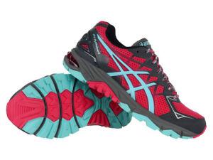 Details zu Asics Gel FujiTrabuco 4 damen laufschuhe schuhe trainers trail