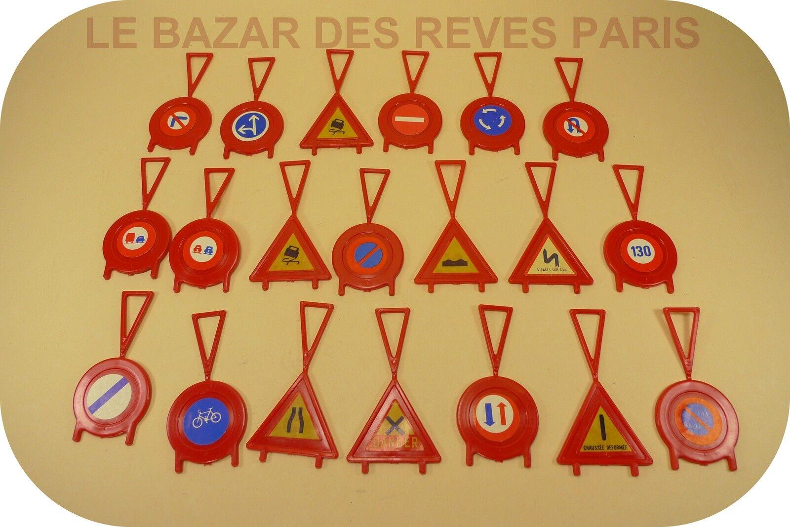 NOREV   FRANCE. lot de Panneaux roucravaters.  vente