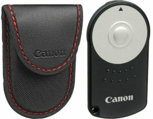 RC-6 ir control remoto inalámbrico disparador para Cámara DSLR Canon Reino Unido Stock