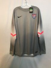 item 7 Men s Nike USA Soccer Long Sleeve Goalie Goalkeeper jersey 578659-001  XL 2014 -Men s Nike USA Soccer Long Sleeve Goalie Goalkeeper jersey 578659- 001 ... ef63786c66558