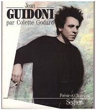 GODARD Colette - JEAN GUIDONI - 1988