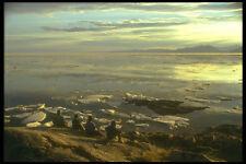 233027 Pond Inlet Northwest Territories A4 Photo Print