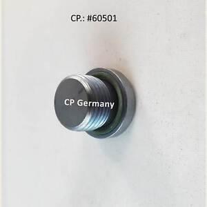 #61094 1x Universal Ölablassschraube M18 x 1,5 ISK 3 Dichtringe #60871