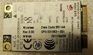 HP-UN2420-GOBI-2000-HSDPA-UMTS-Modul-7-2Mbps-HP-Elitebook-2540p-2740p-8440p