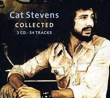 Cat Stevens - Collected,Best  3CD 54 Tracks Neu