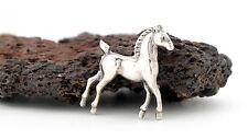 Vtg Sterling Silver Horse Pin Brooch Cute