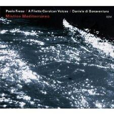 "PAOLO FRESU ""MISTICO MEDITERRANEO"" CD NEW+"