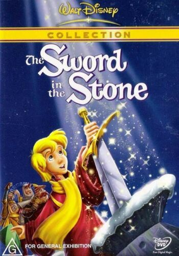 1 of 1 - THE SWORD IN THE STONE : NEW DVD