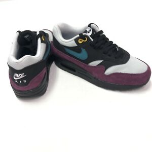 Max Teal Air 040 Details Womens Geode Bordeaux 5 Nike Silver About 1 Black 319986 Size 6 EDH2W9I