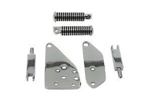 Cats Paw Footpeg Kit for Harley Davidson by V-Twin