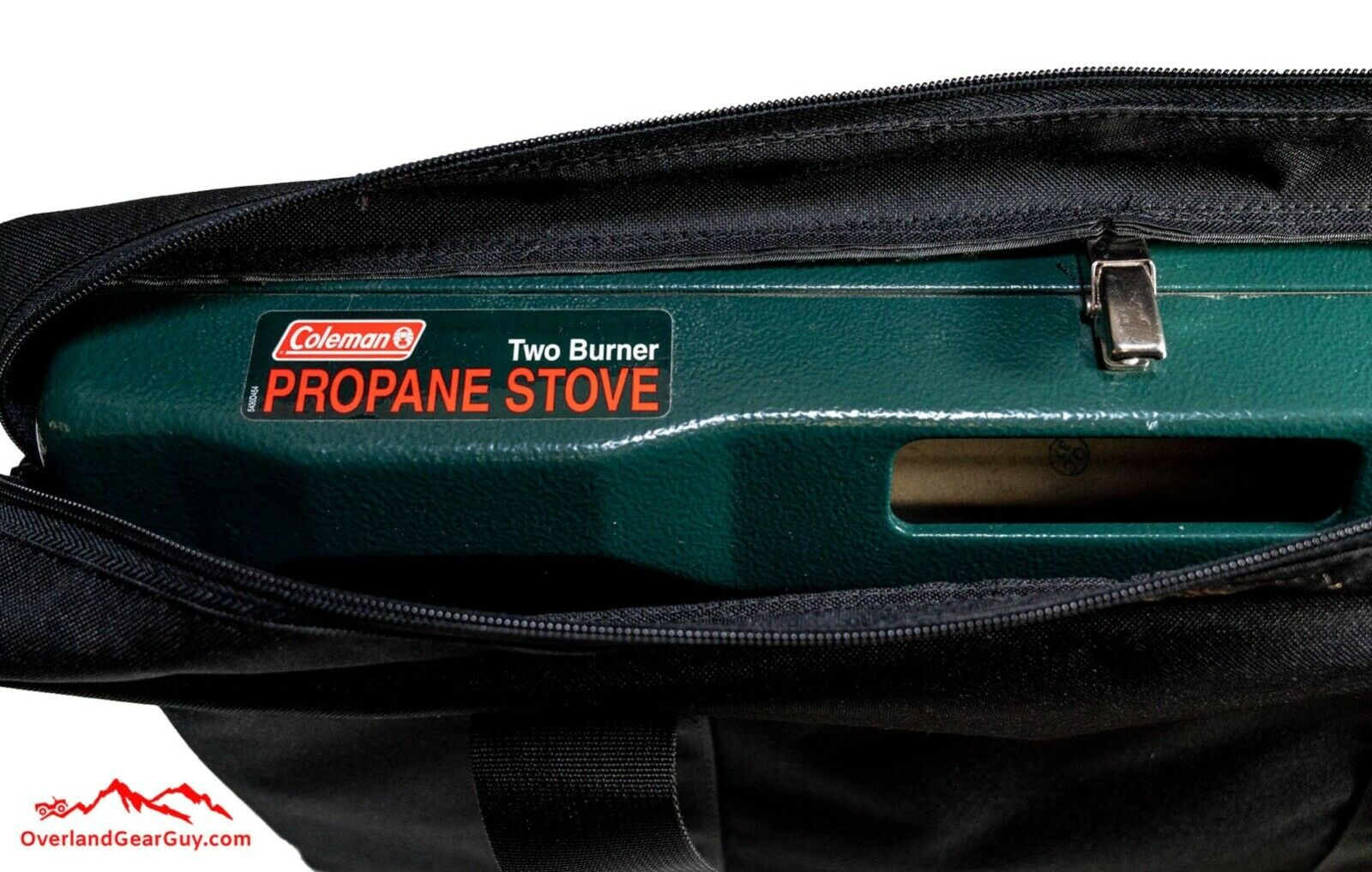 Coleman  2 Burner Stove Bag by Overland Gear Guy  supply quality product