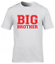 miniature 19 - Big Brother T-Shirt Kids Baby Grow Brother Outfit Tee Top