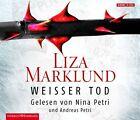 Weißer Tod von Liza Marklund (2012)