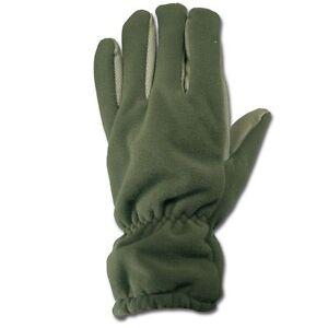 Angelsport Herren-accessoires Warme Fleece Jagdhandschuhe Handschuhe Von Skogen Oliv Einfach Zu Verwenden