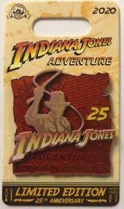 Disney-Parks-2020-Indiana-Jones-Adventure-25th-Temple-of-Forbidden-Eye-LE-Pin