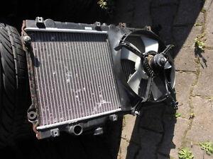 MX-5 Wasserkühler Kühler NA Mazda MX-5 NA 1989-1998