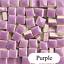 thumbnail 21 - Tiny Ceramic Mosaic Tiles For Crafts Square Porcelain Art Pieces Hobbies 50pcs