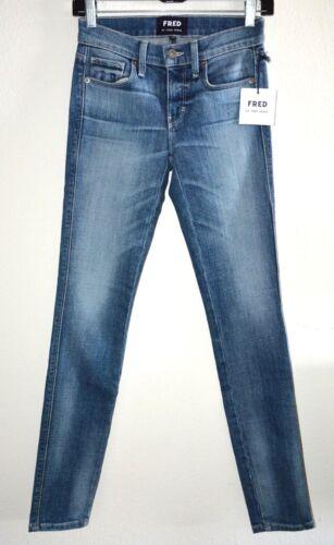 aderenti Segal blu perfetti 23 Fre Jeans OwxUCqU