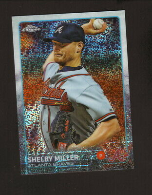 Shelby Miller Atlanta Braves All Star Game 2015 Topps Update Signed Card