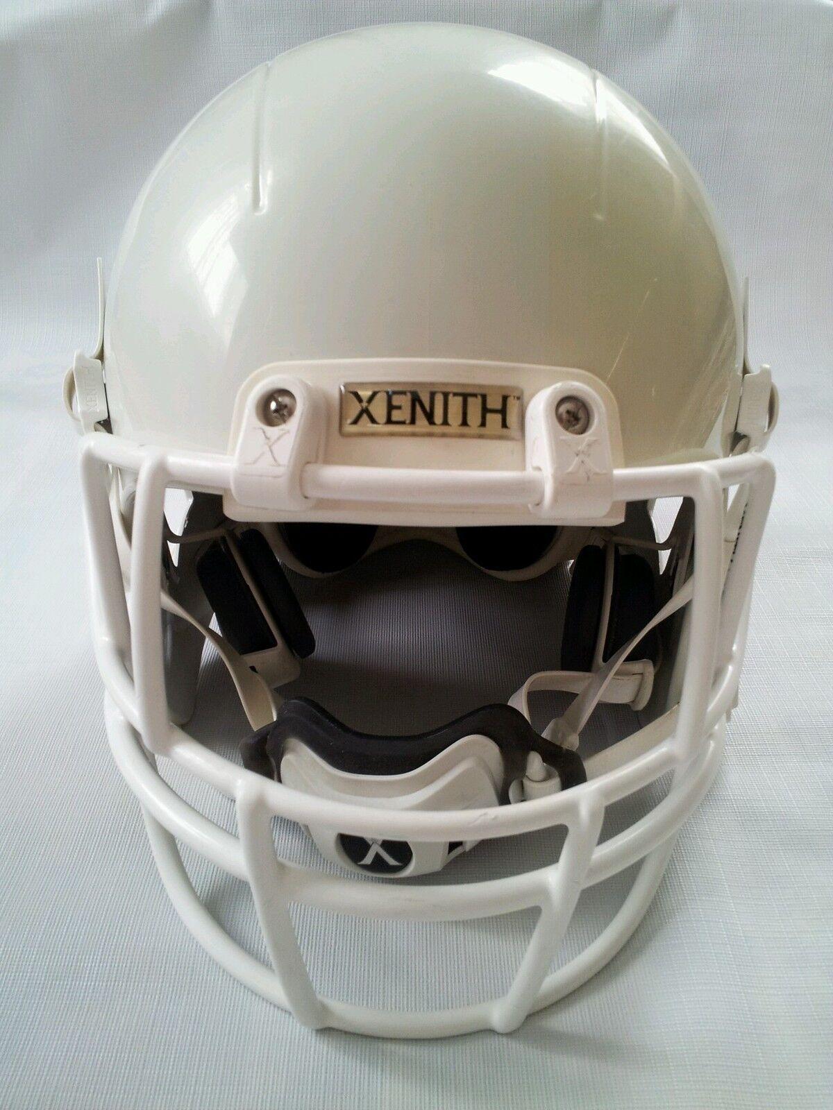Xenith Helmet Size