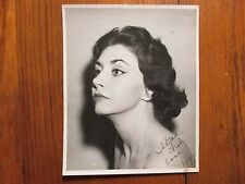 KAY ROSE(Died-2002)Academy Award/Sound Editor/Ordinary People) 8X10 B & W Photo