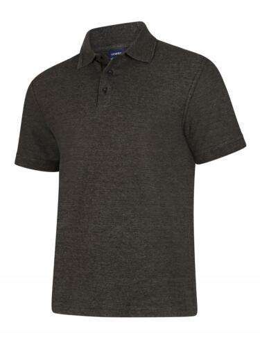 UNEEK Deluxe Polo Shirt Men/'s CASUAL SMART TOP Travail Bureau Clothing Wear UC108