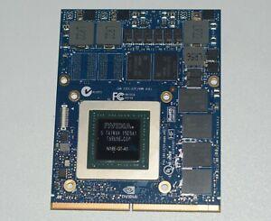 GTX 970M Graphics Card 6GB MXM for DELL Alienware 15X 17X 18X HP MSI GT70 GT60