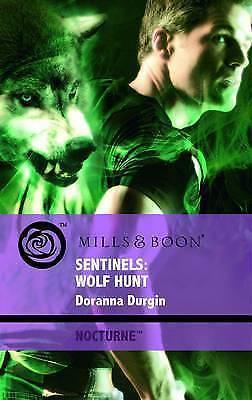 Durgin, Doranna, Sentinels: Wolf Hunt (Mills & Boon Intrigue), Very Good Book