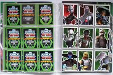 Star Wars Force Attax - Clone Wars Serie 5 - 6 Sammelkarten aussuchen!