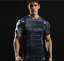 Mens-3D-Short-Sleeve-Compression-T-Shirt-Gym-Fitness-Cycling-Sports-T-Shirt-Tops thumbnail 18