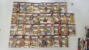 lot-collection-de-34-livres-poches-Brigades-modaines-Gerard-de-Villiers-PLON