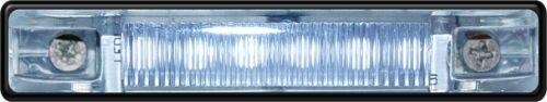 "12 LED Boat Marine RV Auto 12V Waterproof  6/"" BLUE STRIP LIGHT w//Pigtail"