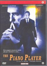 THE PIANO PLAYER - DVD (USATO EX RENTAL)